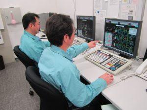プラント操作監視システム