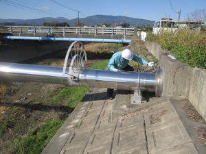 久留米供給所 ガス受入送出設備