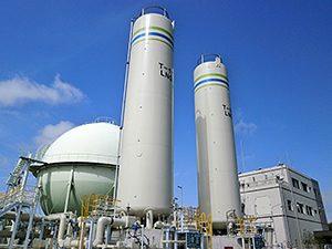 LNG貯槽